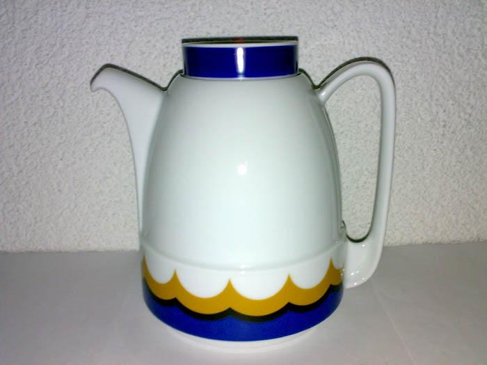 Vintage Katze Teekanne Geschichte